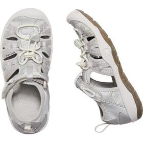 Keen Moxie Sandal - Sandales Enfant - gris/blanc